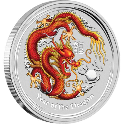 Buy lunar series coins now