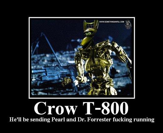 Crow T-800 por rumper1