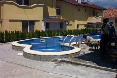 Плувен басейн комплекс Елена Баня