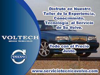Voltech - Taller Volvo Bogota