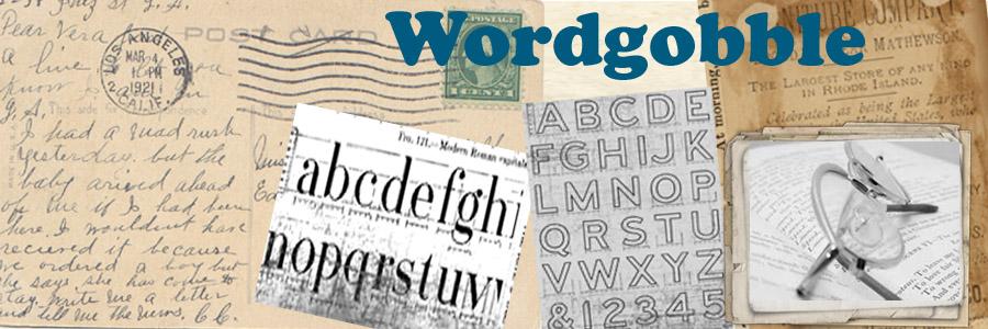 Wordgobble