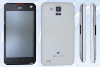 Review Tablet ZTE U887