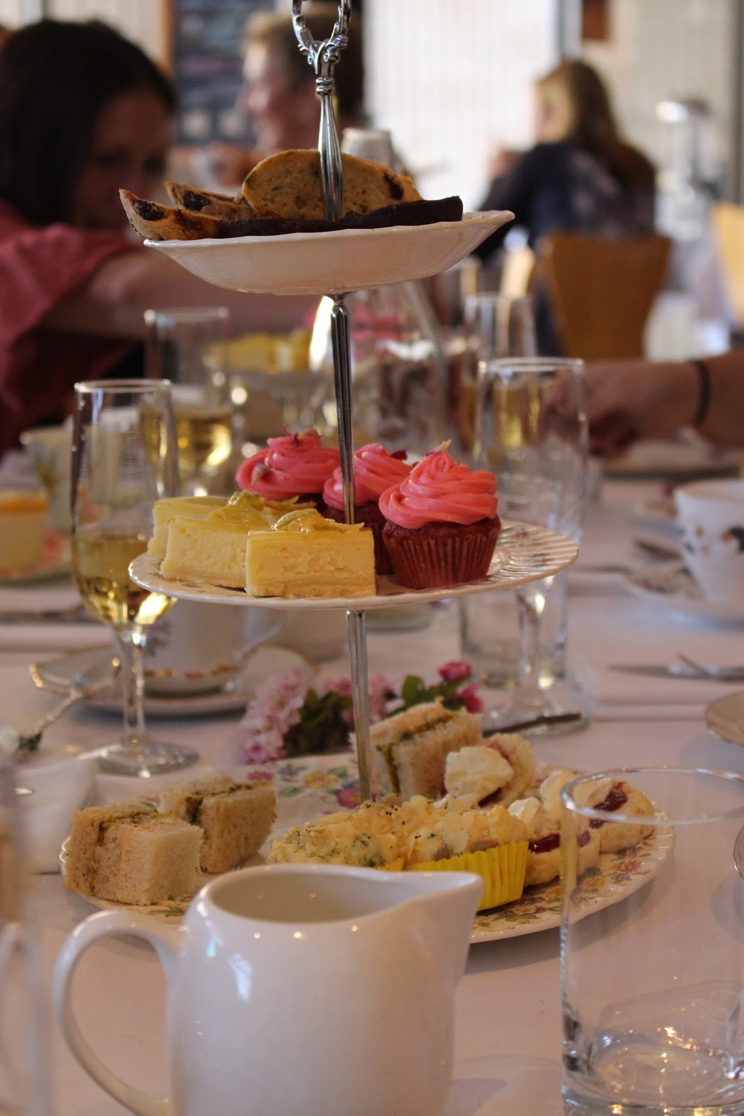 Benalla Gallery, High Tea