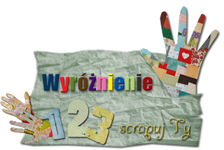 "Wyróżnienie za ""Magiczny ogród"""