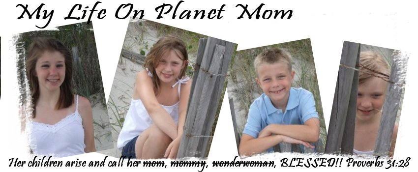 My Life on Planet Mom