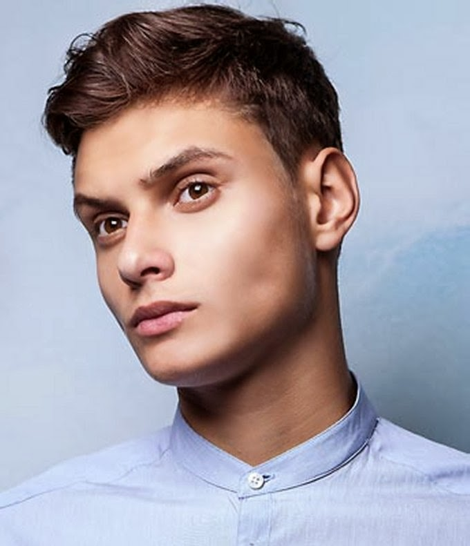 True Classic Short Romance Hairstyles for Men | Romance Hairstyles