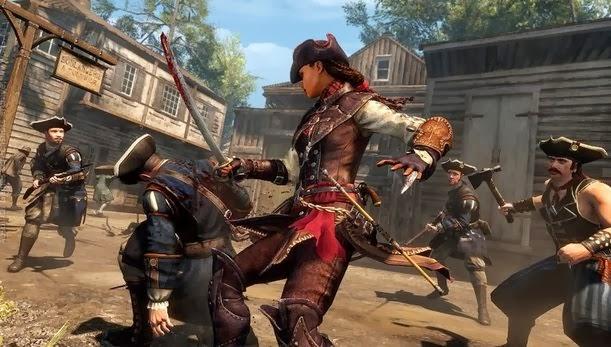 Download Assassins Creed Liberation HD
