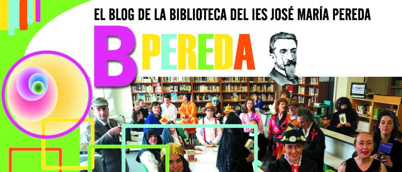 Blog de la biblioteca del IES José María Pereda