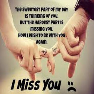 Miss you status for whatsapp Bbm the sweetest