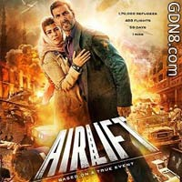 Airlift Hindi Movie 2015