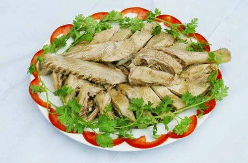 (Cháo vịt) - Vietnamese Duck Porridge
