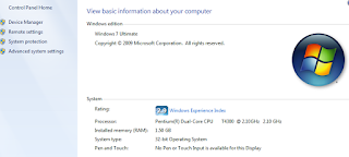 informasi di mycomputer