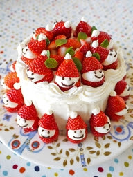 wonderful christmas cakes