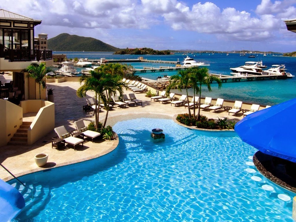 World Visits Us Virgin Islands  Perfect Spot For