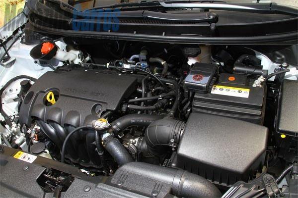 auto Hyundai i30 2013