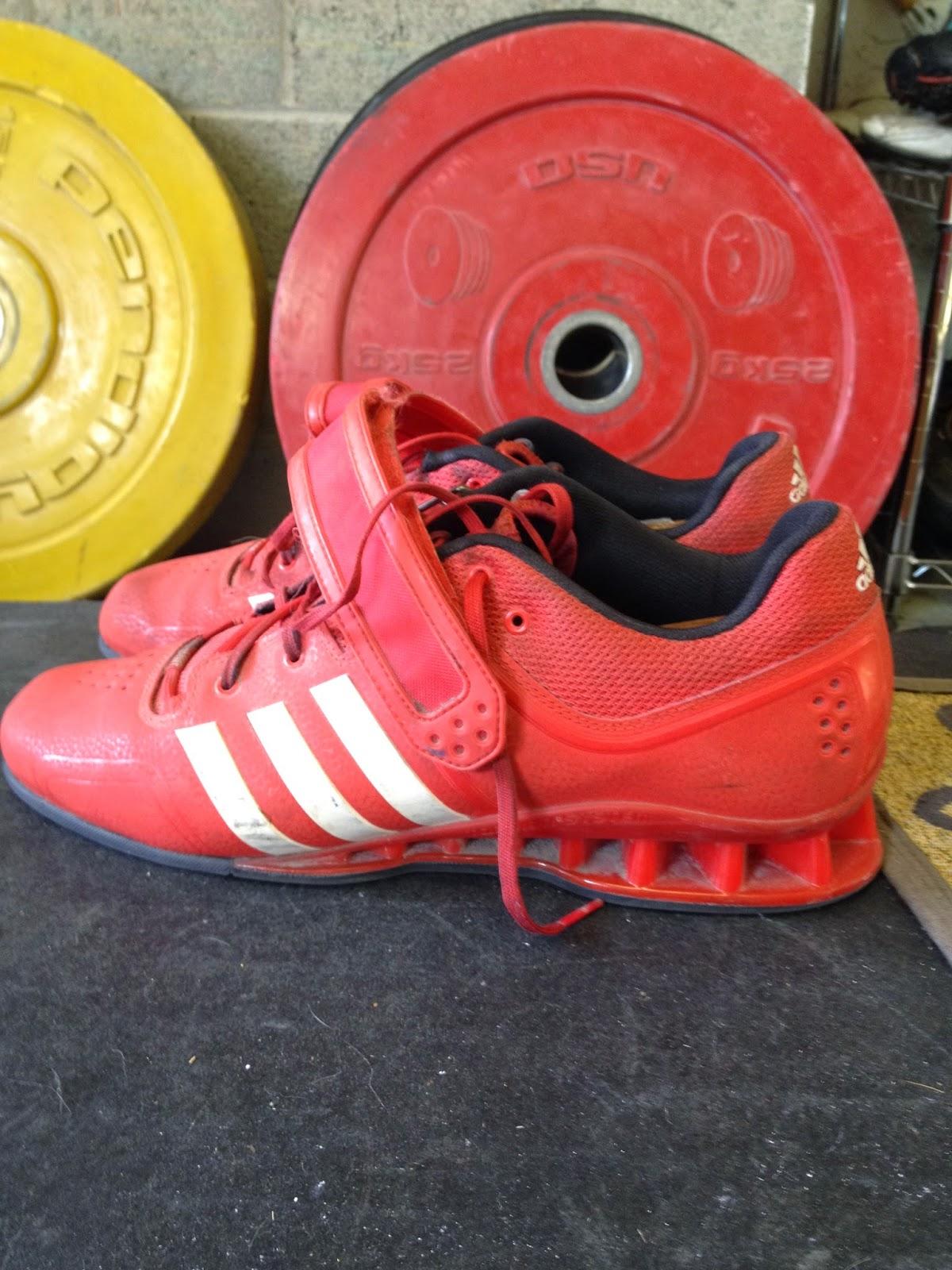 mountain man strength adipower weightlifting shoe review