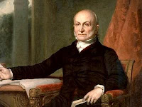 John Quincy Adams quote, president, leader quote