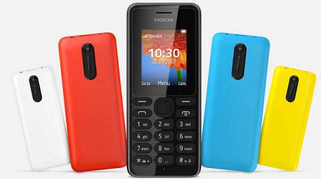 Spesifikasi Harga Nokia 108