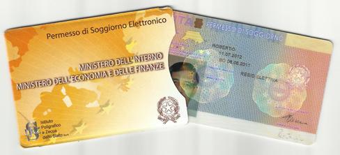 il nostro tempo in Italia: Permesso di Soggiorno, Parts 2, 3, and 4.