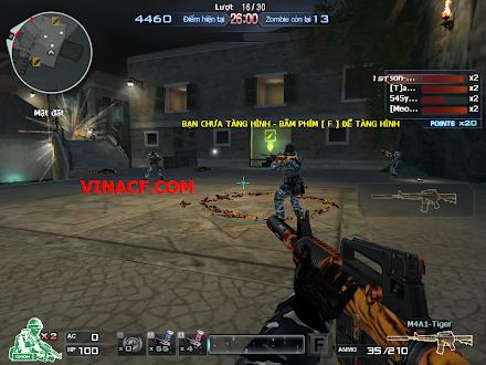 VinaCF 1160 - Hack CF 1160 onehit full