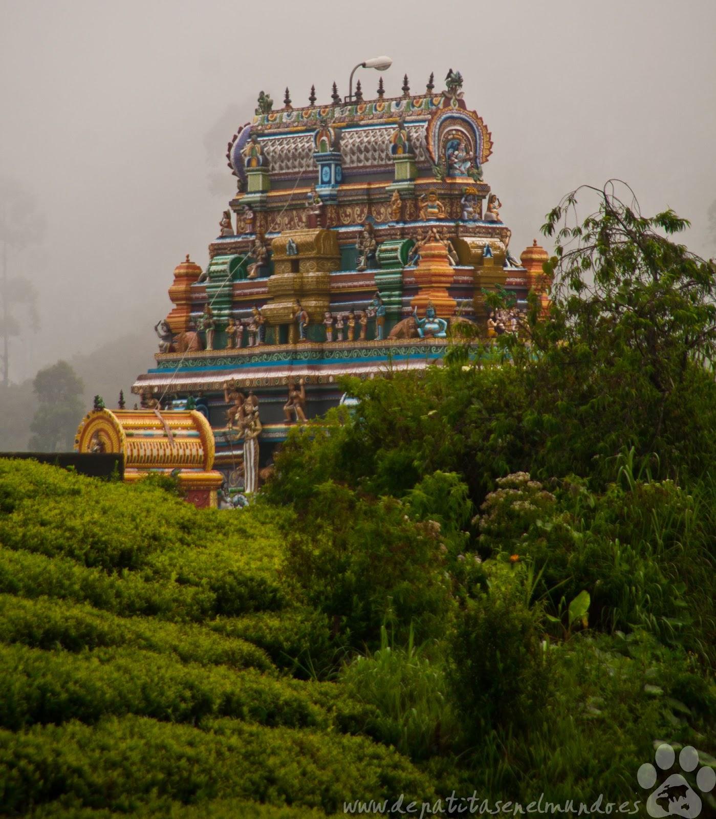 Templo de Haputale