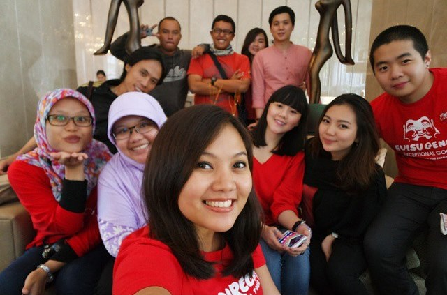 AirAsia Blogger Community dari Indonesia