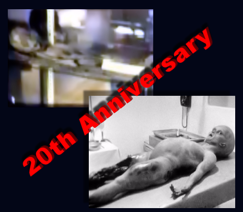 'Roswell Slides' - A 20th Anniversary Commemoration of 'Alien Autopsy' Hoax?