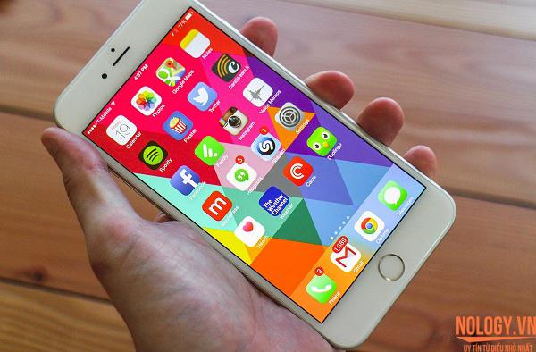Iphone 6s được nâng cấp camera sau 12 MP