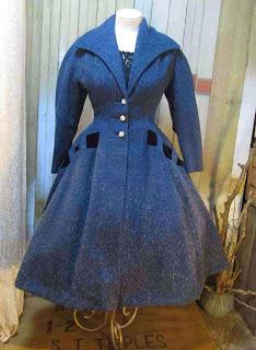 50s Lilli Ann vintage Coat