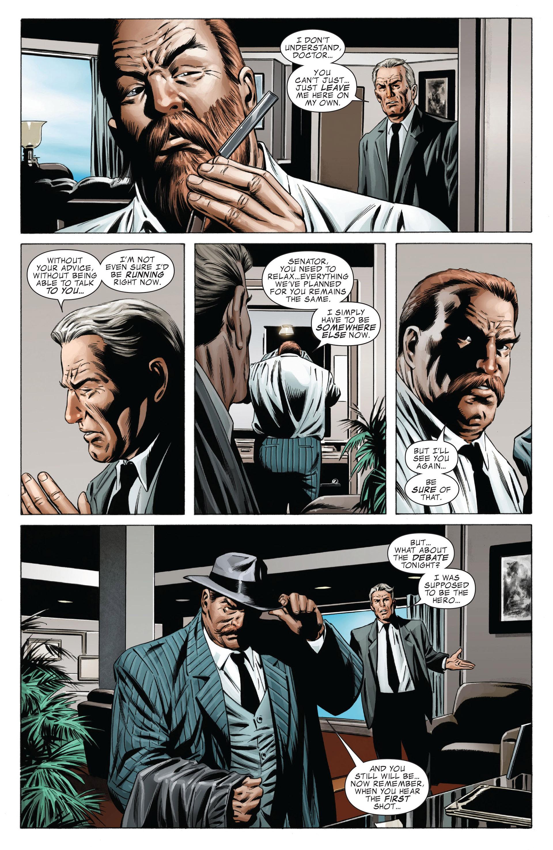 Captain America (2005) Issue #41 #41 - English 14