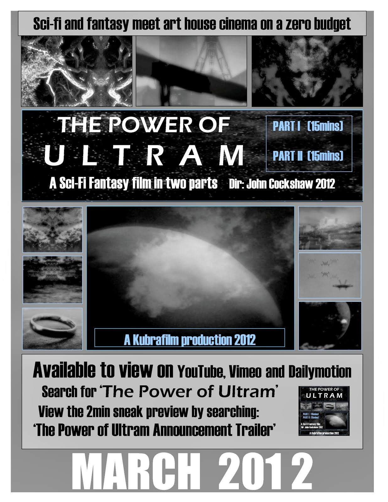 The Power of Ultram (Dir: J.Cockshaw, 2012)