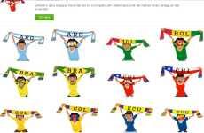 Facebook lanza stickers para la Copa América 2015 de fútbol