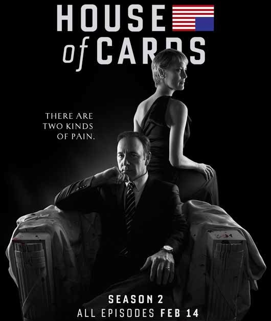 House of Cards (2ª Temporada)