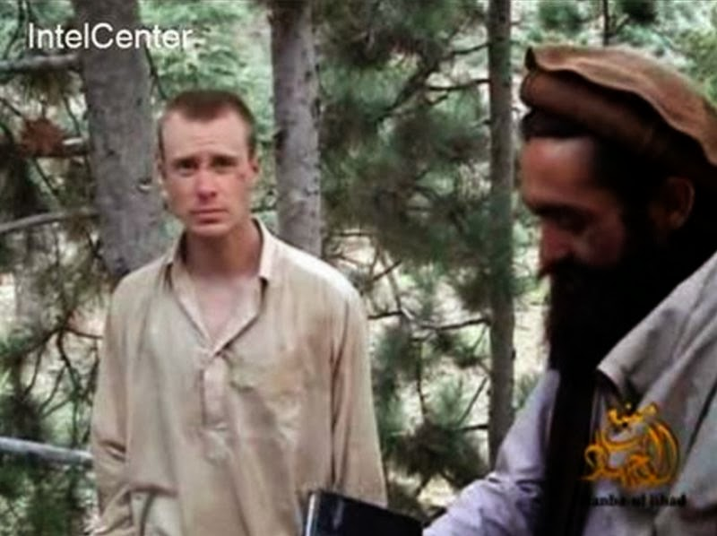 US Army POW Bowe Bergdahl shown in new video