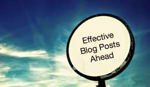 Effective Steps of Blog Posting