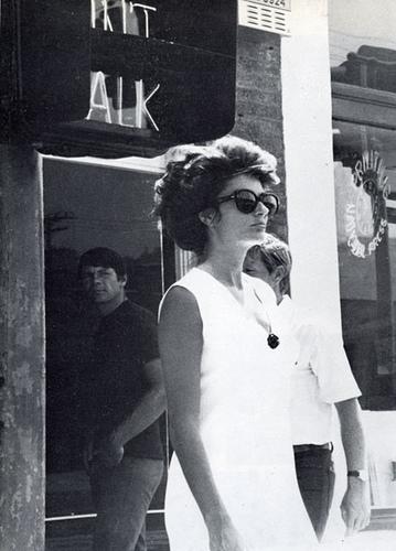 Anouk Aimee Model Shop 1969 movieloversreviews.blogspot.com