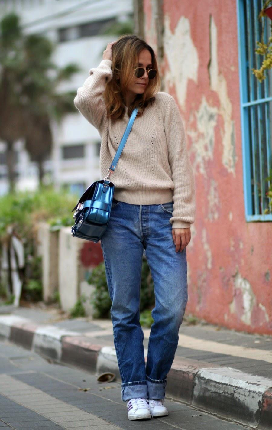 vintage, levi's501, lookoftheday, ootd, streetstyle, fashiontelaviv, fashionblog, אופנה,ליוויס501, בלוגאופנה, סטייל