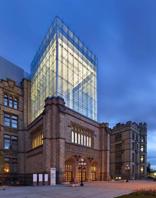 05 Museo Canadiense de la Naturaleza por los arquitectos KPMB