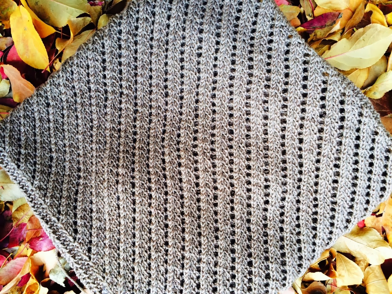 Silly Happy Sweet: Diangonal Lace Scarf-FINISHED!