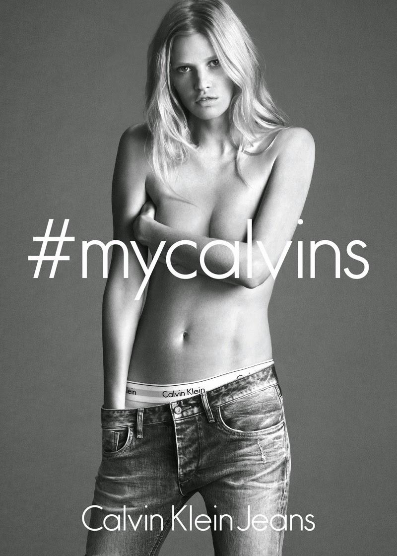 Calvin Klein Fall Winter 2015 campaign Publicidad Subliminal