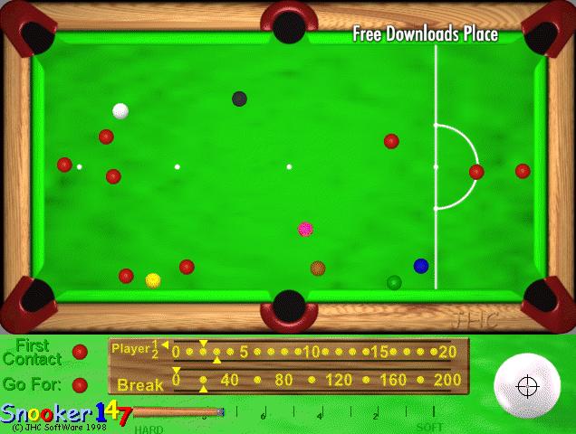 Snooker 147 free full version game