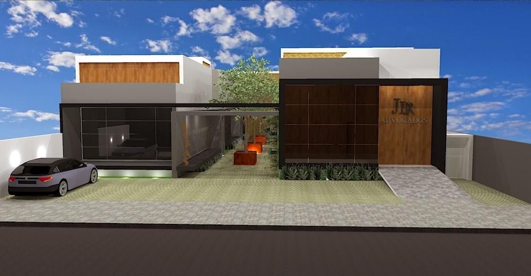 Arqa arquitetura galeria comercial marginal esquerda - Galeria comercial ...