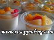 Resep Puding Setra, Cara Membuat Puding, Aneka Resep Puding, Resep Aneka Puding, Resep Puding Sederhana