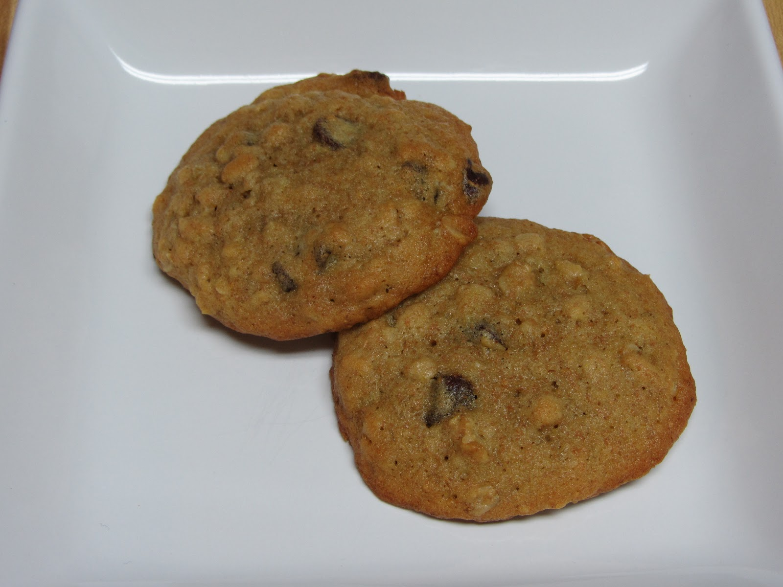 Been There Baked That: Banana-Walnut Chocolate Chip Cookies