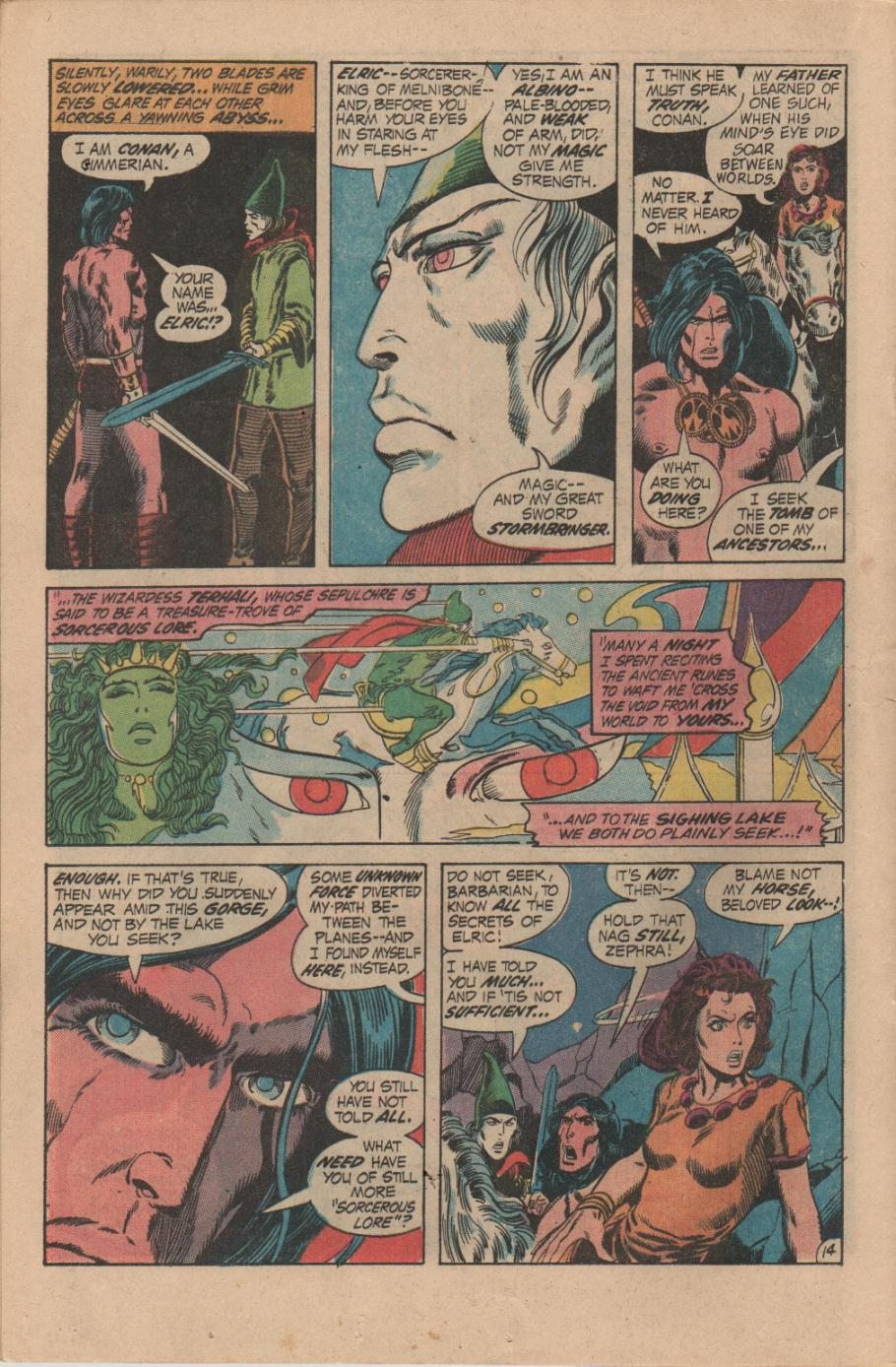 Conan the Barbarian (1970) Issue #14 #26 - English 15