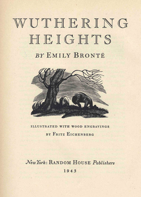 essays on wuthering heights by emily bronte