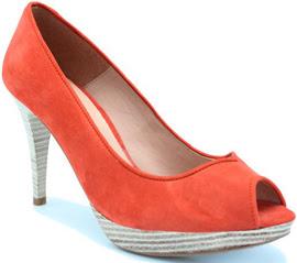 zapatos peep toes 2012 Belén Esteban