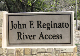 Redding: John F. Reginato River Access