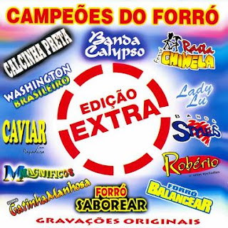 sem categoria  Campeões do Forró : Edição Extra 2012