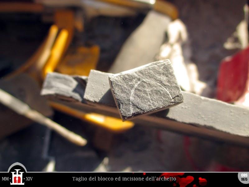 Domus project: costruzione 183: archetti pensili in pietra (2)